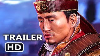 PS4 - Total War: Three Kingdoms - Sun Jian In Engine Trailer (2018)