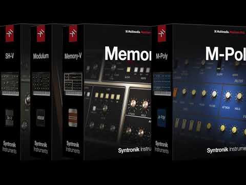 Syntronik - Hardware Synthesizer DNA - Part 6