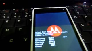 Botão Power Motorola D1 D3