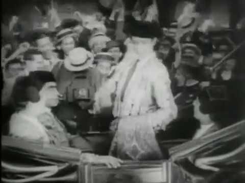 BLOOD AND SAND (Silent 1922) Rudolph Valentino - Lila Lee - Nita Naldi