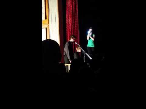 Cody Mosen Singing