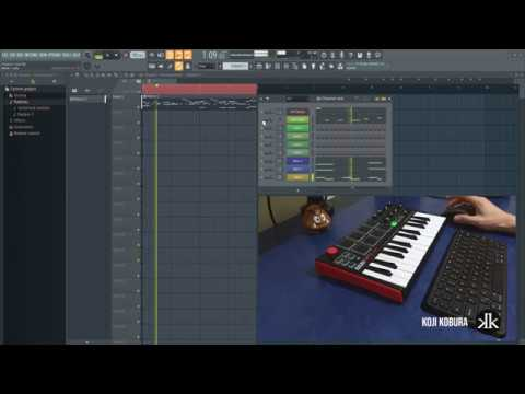 Marshmello Happier Drop  Looping Tutorial  Making a Loop Cover with FL Studio and MPK Mini