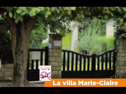 Tendances A1 - Scène 1 - La villa Marie-Claire