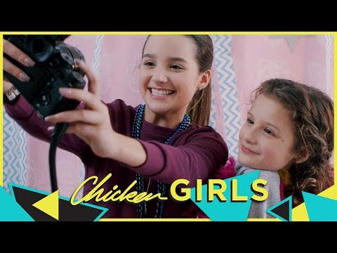 "CHICKEN GIRLS | Annie & Hayden in ""Photograph"" 