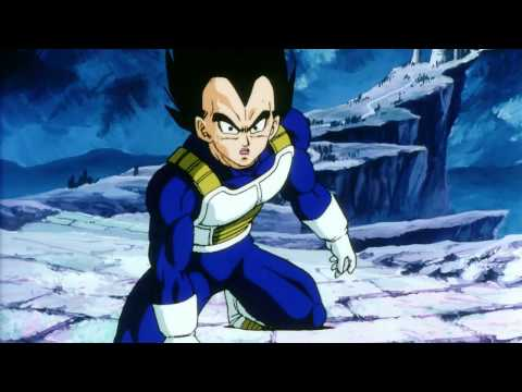 Dragon Ball Z-Broly transforms HD