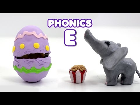 "Phonics - The Letter ""E"" 
