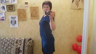 a85502207d9 Джинсовое платье с алиэкспресс. (обзор посылки).