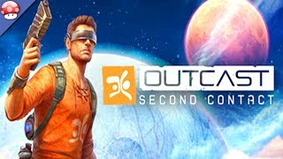 Outcast Second Contact Gameplay (PC)