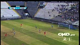 Alianza Lima 4-3 Sport Huancayo (Fecha 9 - Copa Movistar Torneo Apertura 2014)