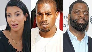 Kim Kardashian GOES Off on Rhymefest for DRAGGING Kanye West in Drake Beef Over Donda's House