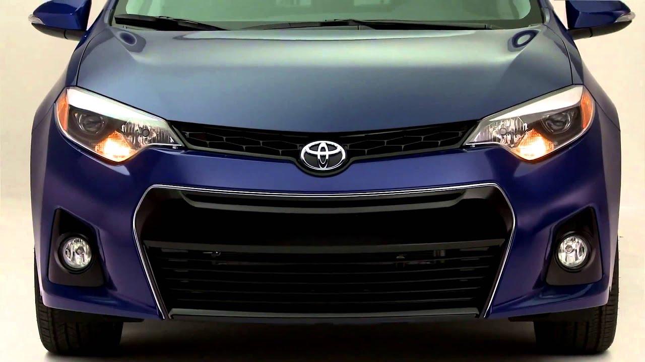 Toyota unveils next-generation Corolla for 2014 - Kelley ...   Toyota Corolla 2014 Blue