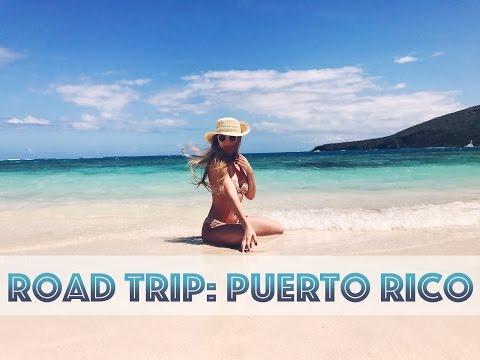 KARAIBY: Puerto Rico- roadtrip!