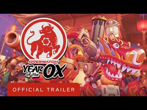 Overwatch - Official Year of the Ox: Seasonal Event Trailer