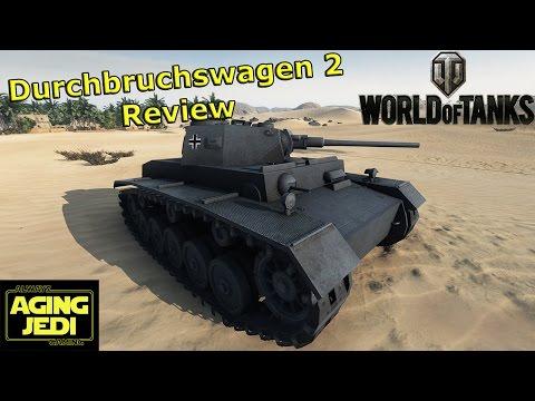 World of Tanks - Durchbruchswagen 2 Heavy Tank Review & Guide - D.W. 2