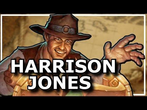 Hearthstone - Best of Harrison Jones