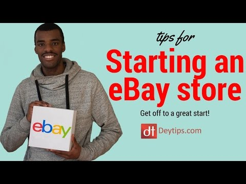 Really USEFUL eBay Store Tips – An Introduction to making a ton of sales