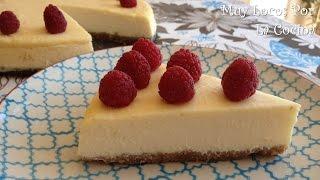 Ricotta Cheesecake (tarta De Queso Ricotta)