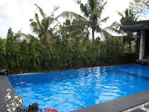 Dijual Villa Artistic Modern di Canggu Bali dekat Pantai Batu Bolong