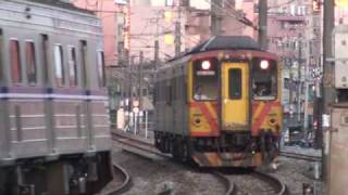 2008-12-09 16:52 DRC1000 EMU500 平交道交會(超魄力) thumbnail