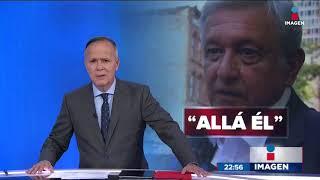 AMLO le responde a Ricardo Monreal sobre su salida de MORENA Noticias con Ciro Gomez Leyv ...