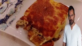 Live Your Myth With Greek Food : Greek Moussaka