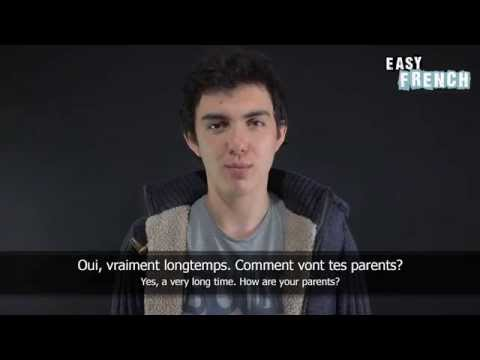 Tiếng Pháp bài 5