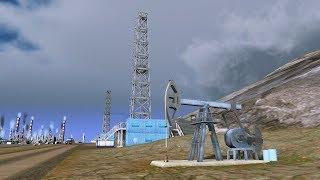 Wydobycie ropy i trochę fabryk - Cities: Skylines S07E97