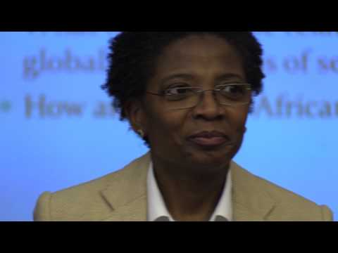 Security in Africa (Funmi Olonisakin, King's College London)
