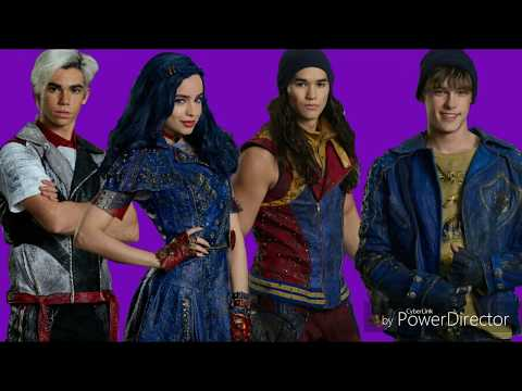 Chillin Like A Villain lyrics-Descendants