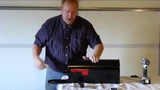 Mailbox Lite (mailbox Light) Install Video,