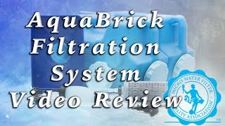AquaBrick Filtration and Storage System