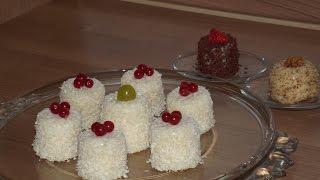 """Очень быстрый, красивый и вкусный десерт! """"Fincan Tatlısı"""" (по турецки)"""