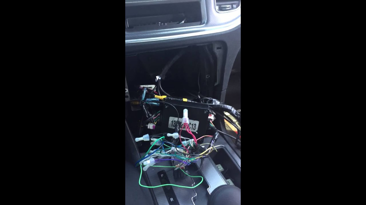 maxresdefault install metra unit in 2014 dodge charger youtube metra bbbpc wiring diagram at panicattacktreatment.co