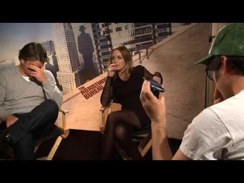 Matt Damon and Emily Blunt Creeped Out by Super Fan Matt Zaller Part 2