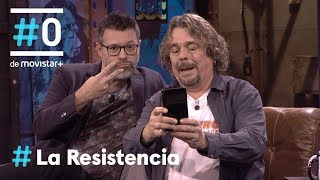 LA RESISTENCIA - Quequé se pasa de la raya   #LaResistencia 30.10.2018