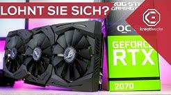 LOHNT SICH EINE NVIDIA Geforce RTX 2070 ? ASUS Strix RTX 2070 im Test!