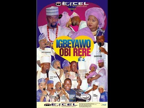 IGBEYAWO OBI RERE- Latest Yoruba Video Wedding Ceremony