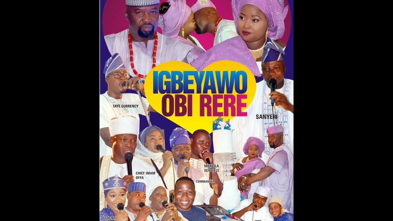 Download IGBEYAWO OBI RERE- Latest Yoruba Video Wedding Ceremony