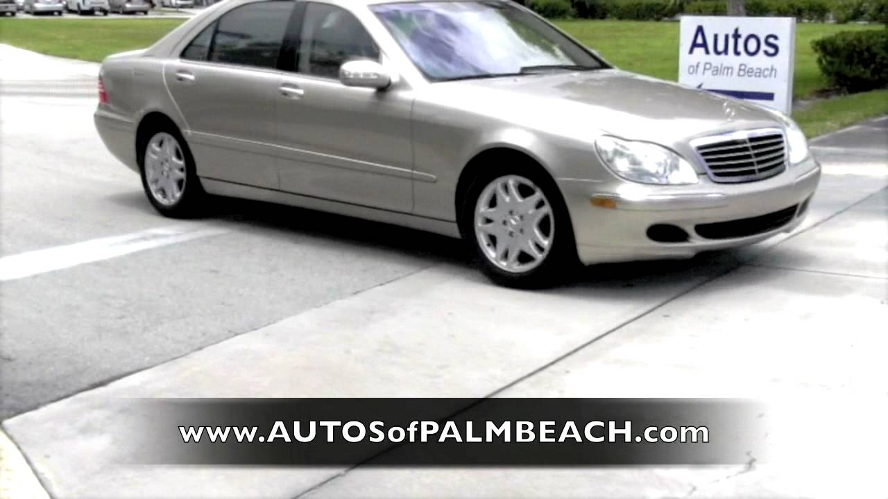 2003 mercedes benz s500 desert silver metallic autos of for Mercedes benz palm desert