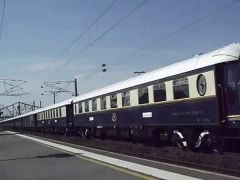 Orient Express, 8 mai 2016 ,passage à Tergnier (02700)