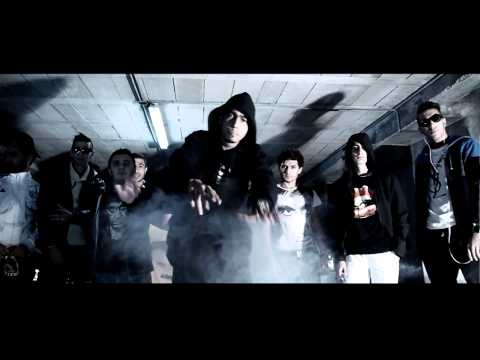 Peshmerga feat ASN (13ème Balle) - Batard - Clip officiel HD [by BLK- Prod]