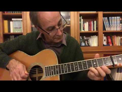 Farewell - John Doan - Guitar Eric Zilio - Martin OM45 De Luxe