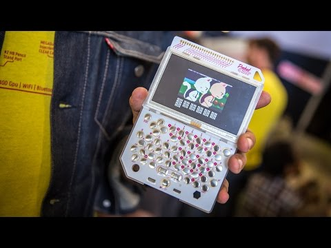 Pocket CHIP $49 Indie Game Console