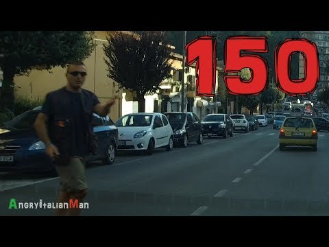 Bad Drivers of Italy - Episode #150