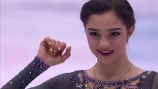 2017 Russian Nationals - Evgenia Medvedeva FS ESPN