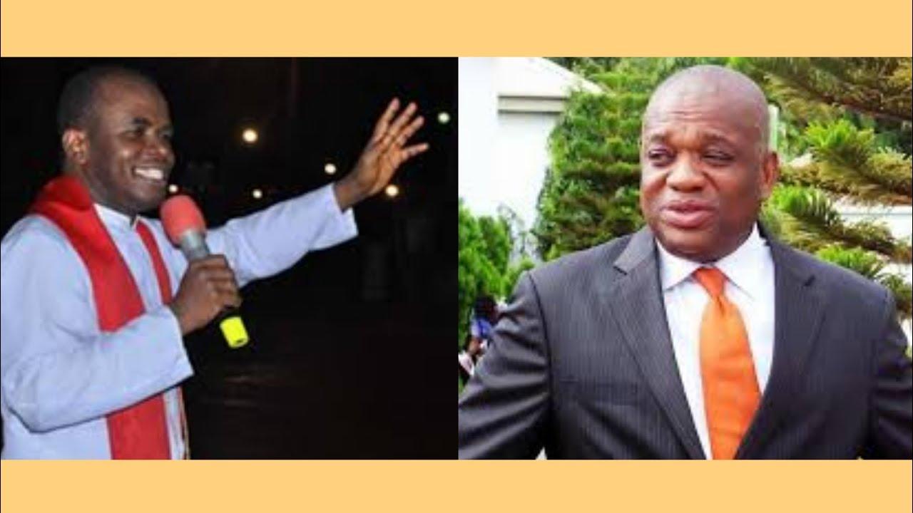 Download REV. FR. EJIKE MBAKA MOOTS ORJI UZOR KALU PRESIDENCY