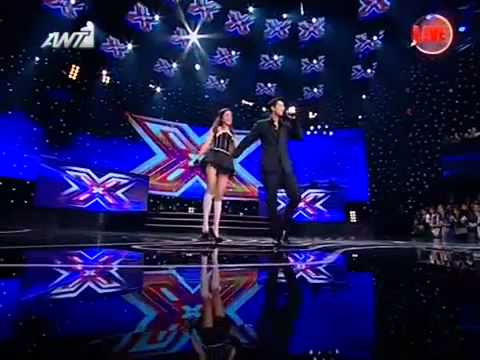 Nikki Ponte-Teenage Dream X-FACTOR3 1st Live