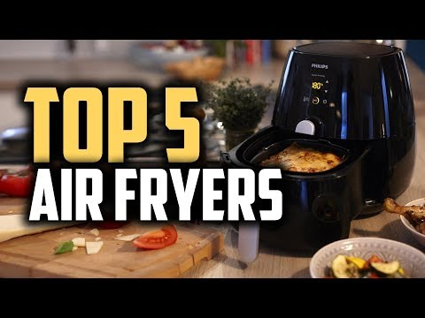 best-air-fryers-in-2019-|-make-healthier-fried-food!