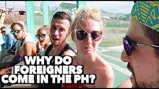 WHAT DO FOREIGNERS THINK OF CORON PALAWAN?!  ULTIMATE TOUR 2018