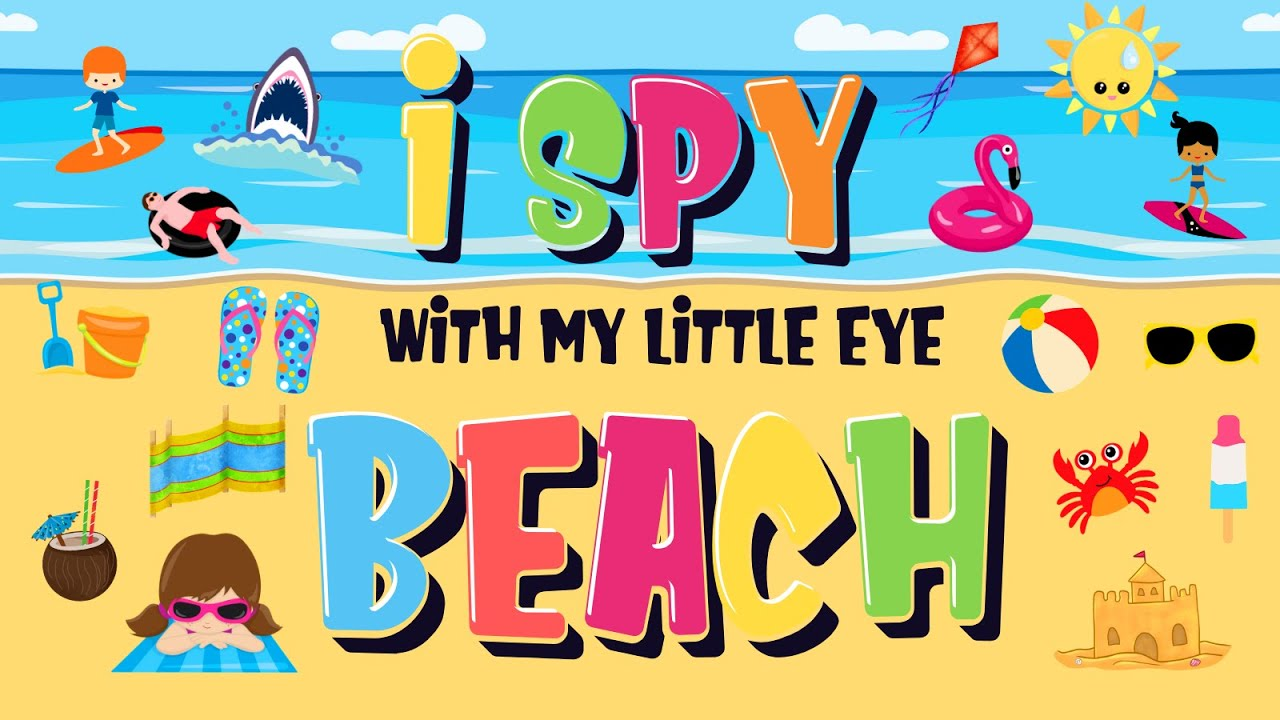 Beach-spy-eye Hidden Pictures